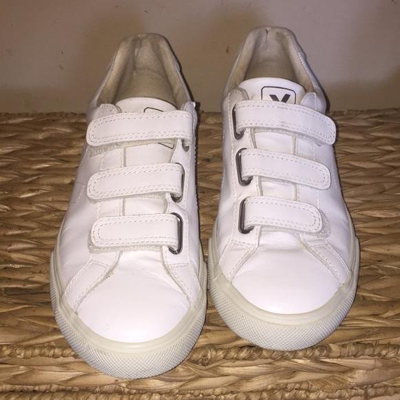 Veja Esplar 3 Straps Velcro Sneakers